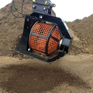 SCREENING BUCKETS FOR EXCAVATOR