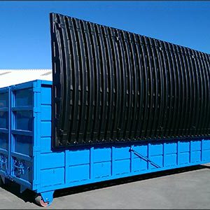 ROLL ON - OFF CONTAINERS
