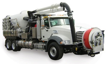 COMBINED SEWER CLEANERS TRUCKS