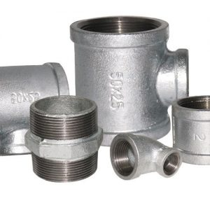 THREADED FITTINGS MADE OF MALLEABLE IRON