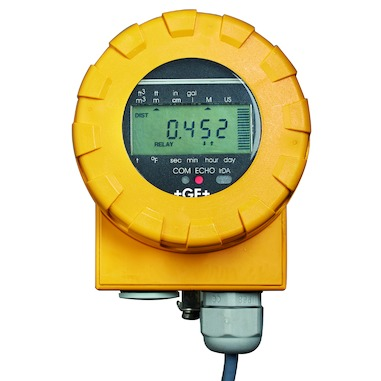 Type 2260 Level Transmitter, Continuous Measuring, Display Version